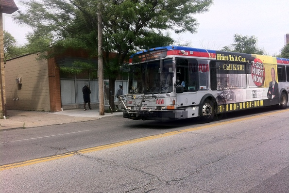 Cleveland's RTA is one of the 20 largest transit systems in the country. But it's been in cutback mode for a long time. Photo: Green City Blue Lake